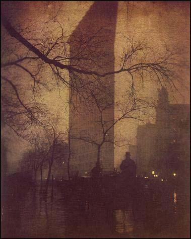 100 najważniejszych zdjęć świata Edward Steichen The Flatiron Building