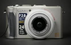 Panasonic Lumix DMC-LX3, DMC-TZ7 i DMC-TZ6 - nowy firmware