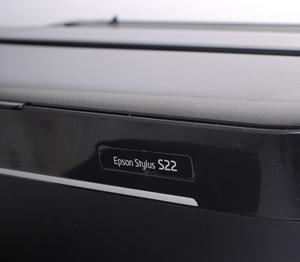Epson Stylus S22 - test