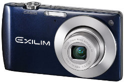 Casio Exilim EX-S200 i EX-Z800 - proste kompakty z szerokim kątem i filmowaniem 720p