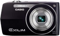 Casio Exilim EX-Z2300 - kompakt z jasnym, szerokim kątem