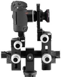 Sinar p-slr - podłącz lustrzankę Nikona lub Canona do kamery wielkoformatowej