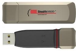 MXI Security Stealth M600 - bardzo bezpieczny pendrive