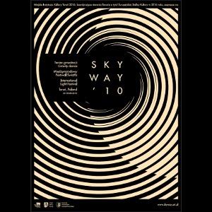 Światło rządzi Toruniem - II edycja Międzynarodowego Festiwalu Światła Skyway