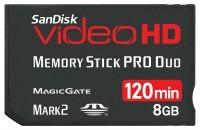 Karty SanDisk dla kamer wideo