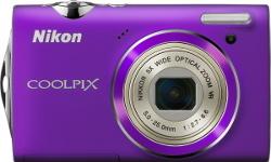 Nikon Coolpix S5100 - szybki i szerokokątny