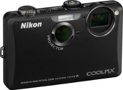 Nikon Coolpix S1100pj - wbudowany projektor raz jeszcze