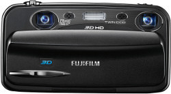 Fujifilm FinePix REAL 3D W3 kręci filmy w 3D