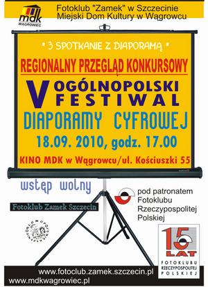 V Ogólnopolski Festiwal Diaporamy Cyfrowej