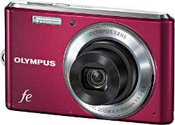 Olympus FE-4050 - szeroki kąt i 12 megapikseli