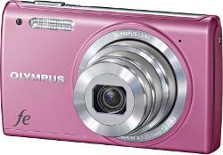 Olympus FE-5050 - szerokokątny, 5-krotny zoom