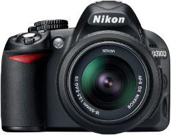 Nikon D3100 z 14-megapikselową matrycą i nagrywaniem w 1080p