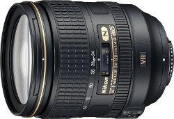 Nikon AF-S NIKKOR 24-120 mm f/4G ED VR - kompaktowy zoom