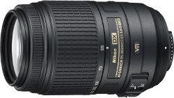 Nikon AF-S DX NIKKOR 55-300 mm f/4,5-5,6G ED VR - nowe tele dla amatorskich lustrzanek