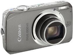 Canon IXUS 1000 HS - filmowanie w Full HD i 10-krotny zoom optyczny
