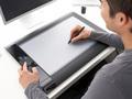 Tablet graficzny Wacom na stoisku Tagrów Film Video Foto