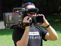 Panasonic HPX500: test kamery