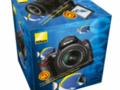 Nikon D5000 z wodoszczelnym futerałem Aquapac - limitowana edycja