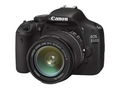 Canon EOS 550D - 18 megapikseli, filmy HD 1080p, czułość ISO 6400