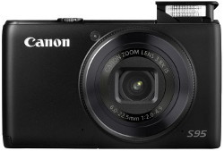 Canon PowerShot S95 - format RAW, szeroki kąt i f/2.0