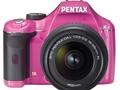 Pentax K-x w ośmiu nowych wersjach kolorystycznych