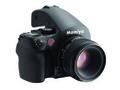 Mamiya DM33 porównana z aparatami Canon 5D Mark II i S90, Nikon D3 i Leica M9
