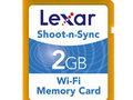 Lexar Shoot-n-Sync - karta SD z technologią Wi-Fi