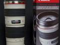 Canon 70-200 F4 z serii L w formie termosu trafi do sprzedaży w kwietniu - już można składać zamówienia