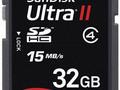 PMA 2008. SanDisk 32-gigabajtowa karta Ultra II SDHC,