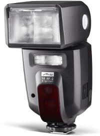 Metz Mecablitz 58-AF2 - mocna lampa do każdego systemu
