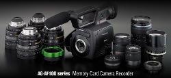 Kamera Panasonic AG-AF100 ma już dedykowaną stronę