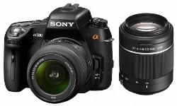 Sony DSLR-A580 i DSLR-A560 - 7 klatek na sekundę i filmowanie w 1080i