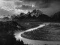 100 najważniejszych zdjęć świata. Ansel Adams, Pejzaż