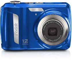 Kodak EasyShare C143 - prosty kompakt z 3-krotnym zoomem optycznym