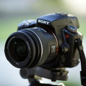 Sony SLT-A55 - pierwsze wrażenia