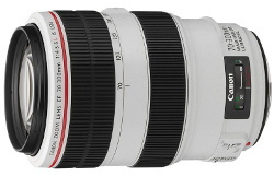 Canon EF 70-300 mm f/4-5.6L IS USM - uniwersalny telezoom z serii L