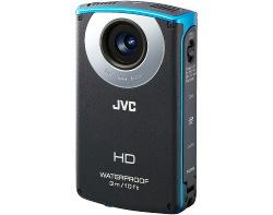 JVC PICSIO GC-WP10 i GC-FM2 - kieszonkowe kamery HD