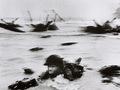 100 najważniejszych zdjęć świata. Robert Capa, Lądowanie w Normandii
