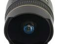 Nikkor AF 10.5 mm f/2.8G ED DX Fisheye - test