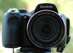 Casio Exilim EX-FH25 - test