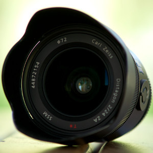 Carl Zeiss Distagon T* 24 mm F2,0 ZA SSM - pierwsze zdjęcia testowe