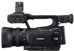 Canon XF105 i XF100 - nowe kamery dla profesjonalistów
