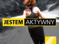 """""""Jestem Aktywny"""" z Nikonem - downhill"""