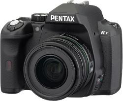 Pentax K-r, czyli K-x po tuningu