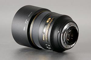AF-S NIKKOR 85 mm f/1.4G - test