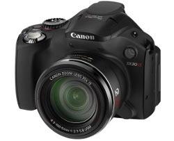 Canon PowerShot SX30 IS z 35-krotnym zoomem optycznym