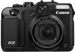Canon PowerShot G12 - profesjonalny kompakt