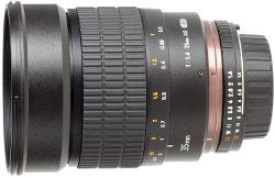 Samyang 35 mm f/1.4 AS UMC - jasny, manualny obiektyw