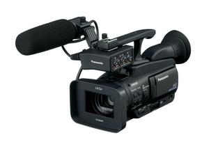Kamera Panasonic AG-HMC40 - wrażenia z użytkowania