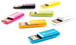 Verbatim USB Clip-it Store n Go - spinacz USB